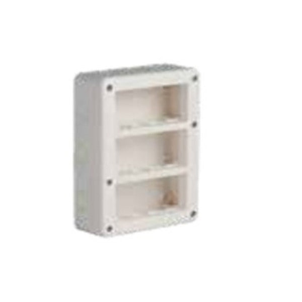 C&S COMBI Protected Enclosures For Fixed Or Movable Applications IP40 Vertical Layout CG26034W