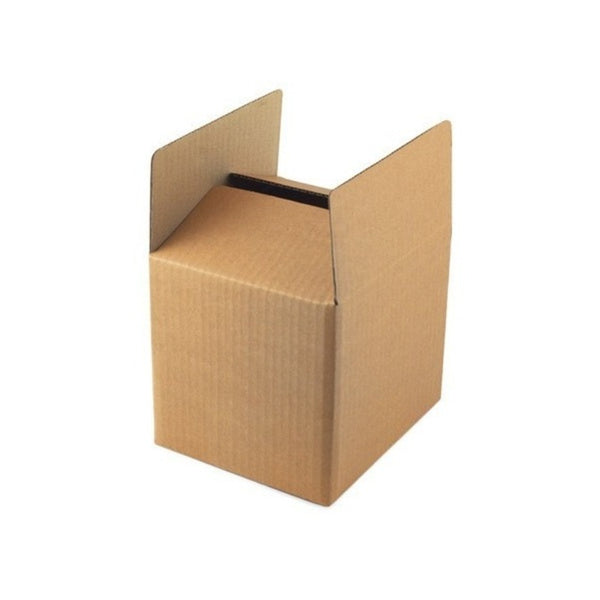 UDF Corrugated Box 10 x 10 x 10 CM