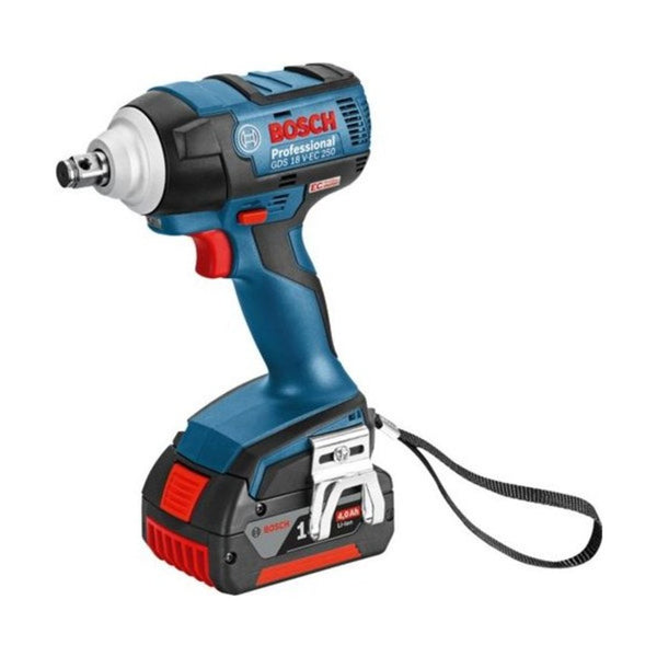Bosch Cordless Impact Wrench GDS 18 V-EC 250 Professional