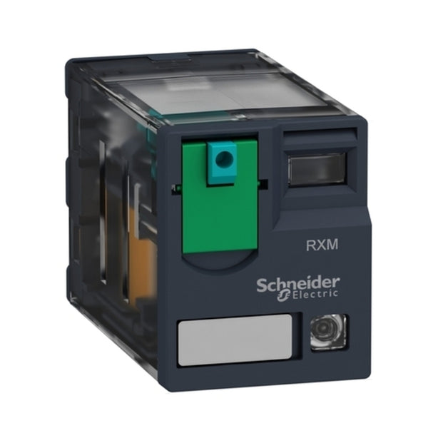 Schneider Zelio RXM Plug In Miniature Relays With LED 10A 3 C/O