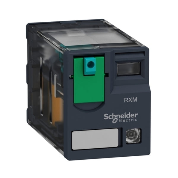 Schneider Zelio RXM Plug In Miniature Relays With LED 6A 4 C/O