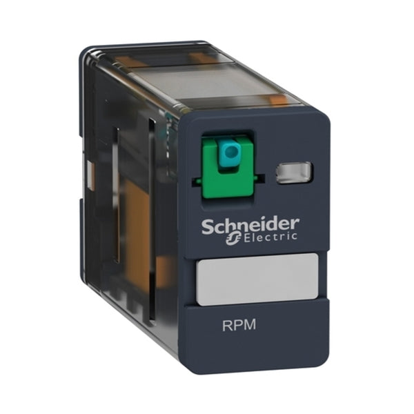 Schneider Zelio RPM Plug In Power Relays 15A 1 C/O