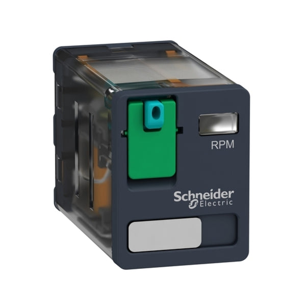 Schneider Zelio RPM Plug In Power Relays 15A 2 C/O