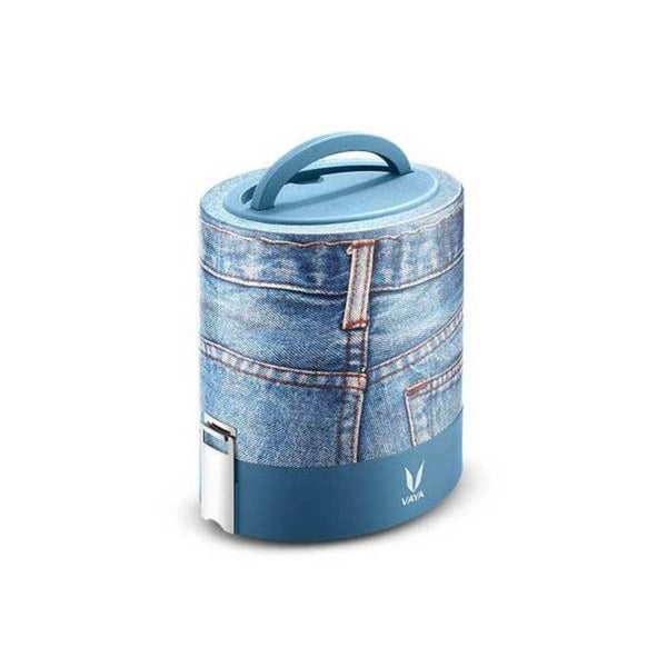 Vaya Tyffyn Denim Lunch box 1000ml