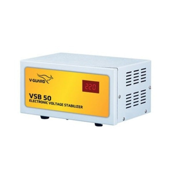 V-Guard VSB 50 Electronic Voltage Stabilizer For Refrigerator