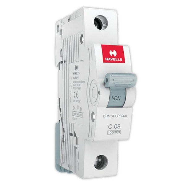 Havells C Curve MCB  Single Pole  40A-63A