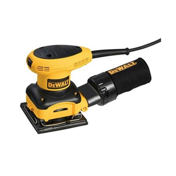 Dewalt 1/4 Sheet Palm Grip Sander DWE6411