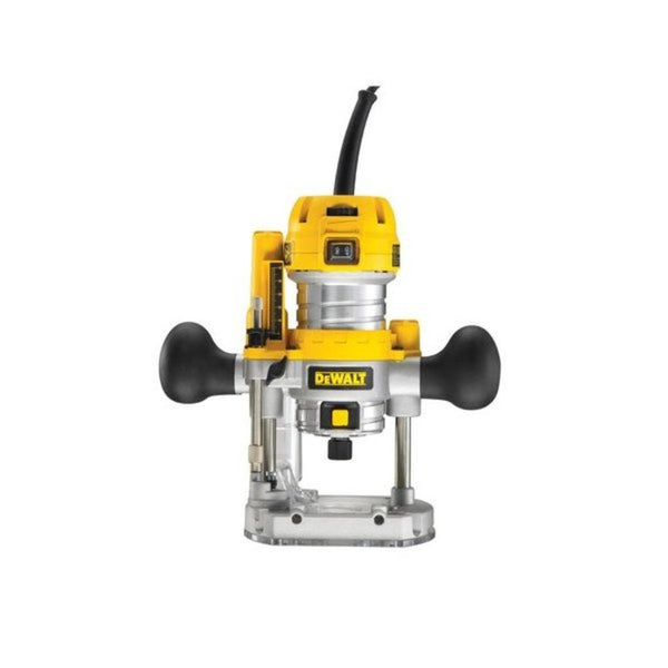 Dewalt 900W 8mm Variable Speed Plunge Router D26203