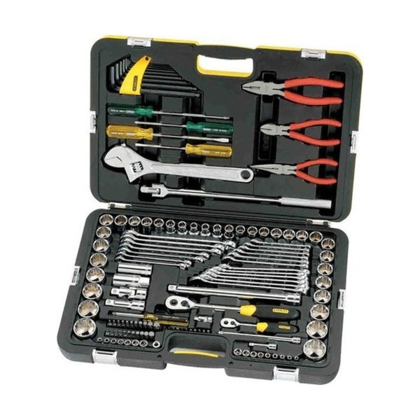 Stanley 132 Pieces  Metric & A/F Tool Kit 99-059-12