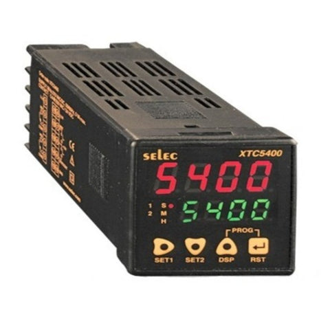 Selec Programmable Preset Counter XTCS5400