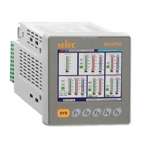 Selec PLC Flexible IO Solution FLEXYS GT35