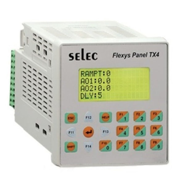 Selec PLC Flexible IO Solution FLEXYS PANEL TX4