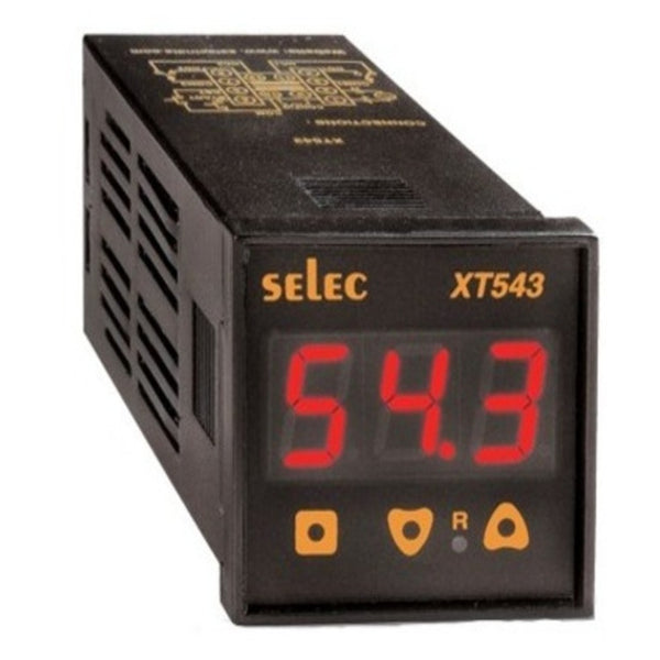 Selec Digital Timer Single Display Multifunction XT543