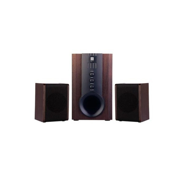 IBall Tarang 2.1 Full Wood Speaker