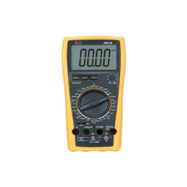 HTC Digital Multimeter With Conductance DM – 56