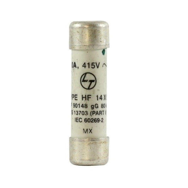 L&T HF Type HRC Cylindrical Fuse Link 2A-32A
