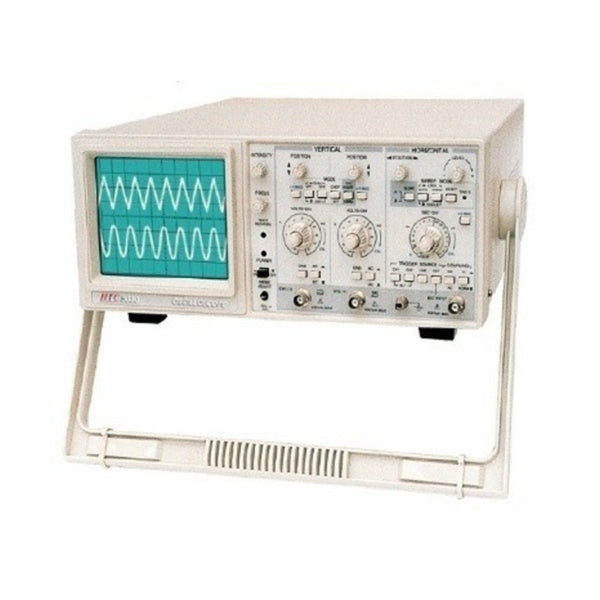 HTC 30 MHz Dual Channel Oscilloscope(With Component) HTC-5030C