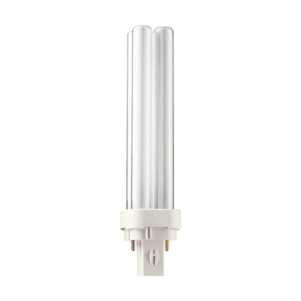 Philips 18W PL-C Lamp 2pin Base PLC18W (Pack of 10)