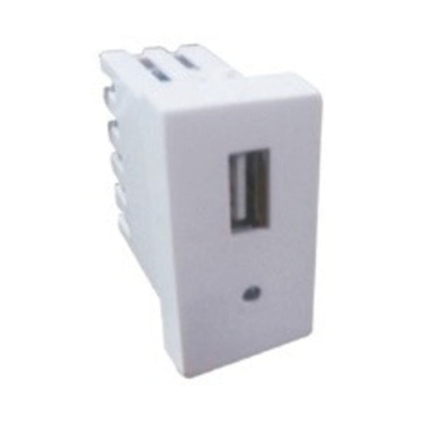 MK Blenze Plus 1A 1 Port USB Charger DW583WHI