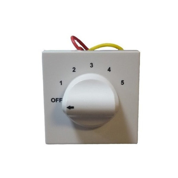 MK Citric 120W Fan Regulator CW472WHI