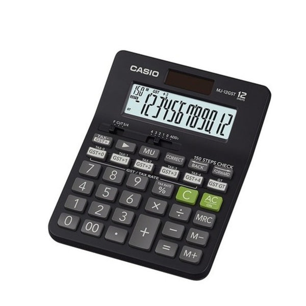 Casio Calculator MJ12GST