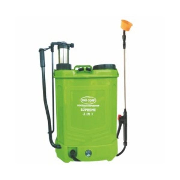 Pad Corp Supreme 2in1 Battery Sprayer 16L 8A
