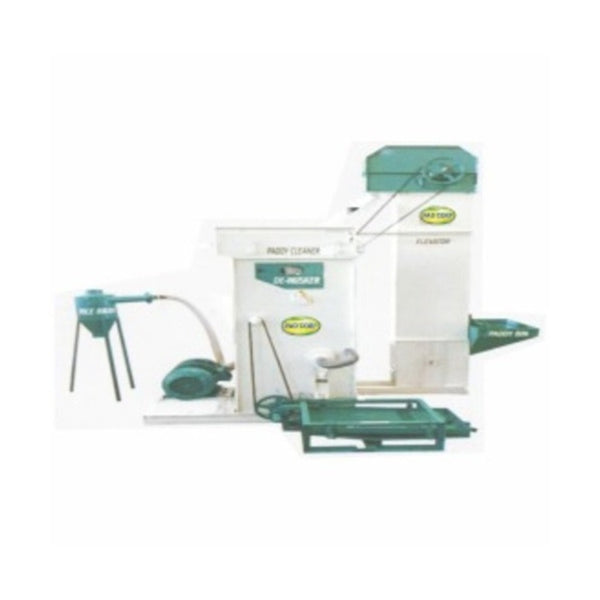 Pad Corp Rice Mill Mini Single pass