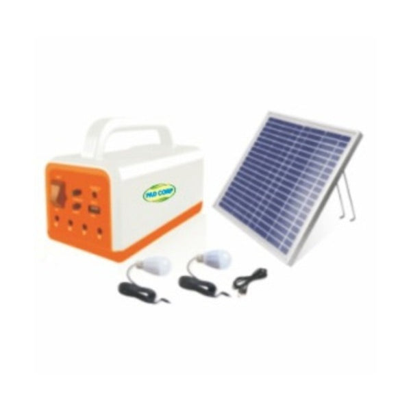 Pad Corp Solar Home Light System 2.5W