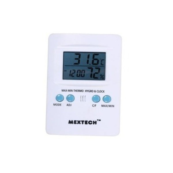 Mextech Digital Thermo Hygrometer (Temp Range -50A° to 70A°C) IT-202