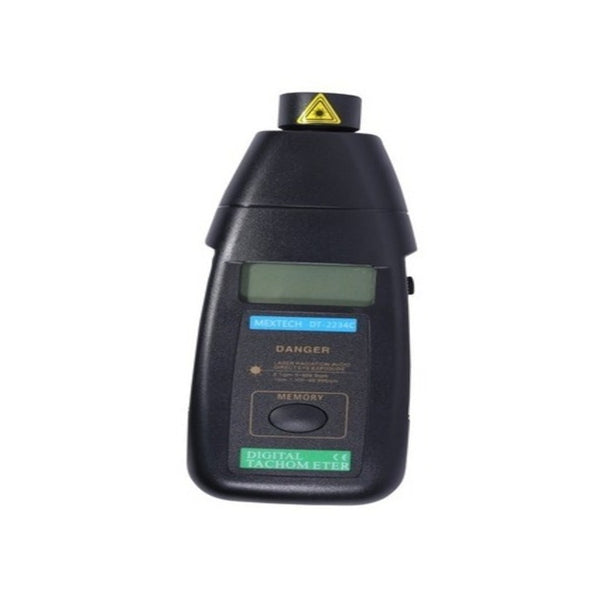 Mextech Non Contact Digital Tachometer 2.5-99999 RPM DT-2234C