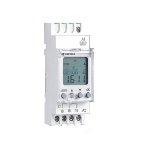 Havells Digital Weekly Time Switch DHTJW01016