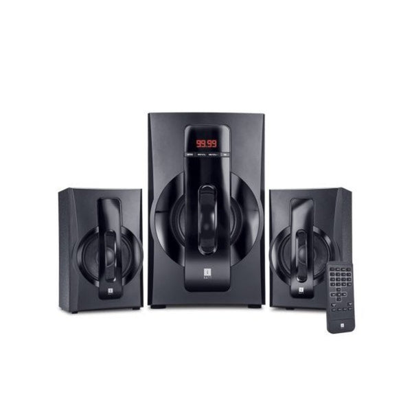 iBall Tarang Lion BT Exclusive 2.1 Channel  Multimedia Speaker (Black)