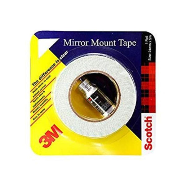 3M Mirror Mount Tapes 12MM