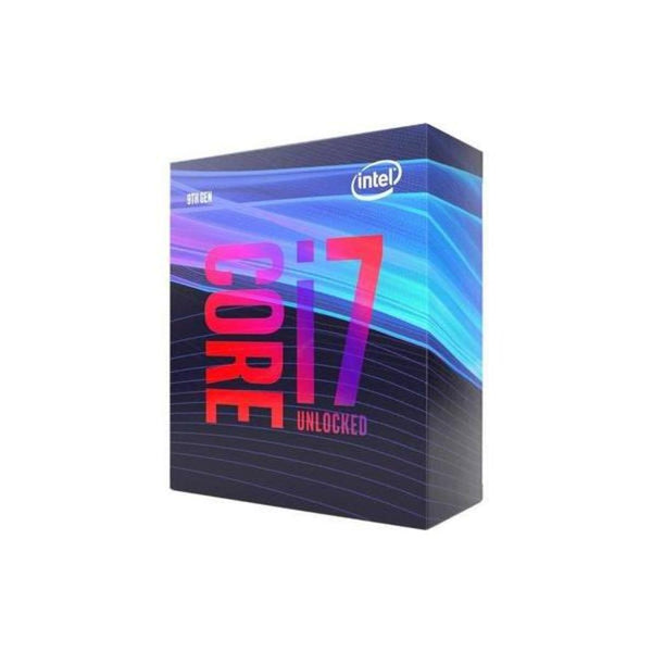 Intel Core i7-9700K Processor 9th Gen 8 cores up to 4.9GHz