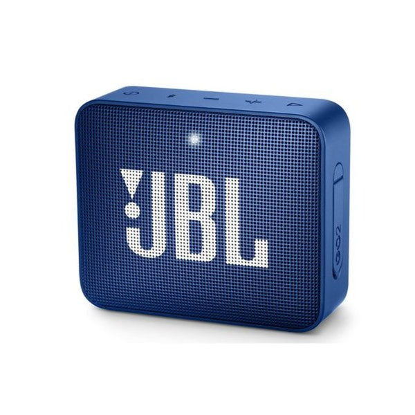 JBL GO 2 Smart Audio Portable Speaker Blue