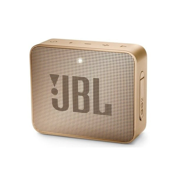 JBL GO 2 Smart Audio Portable Speaker Champagne