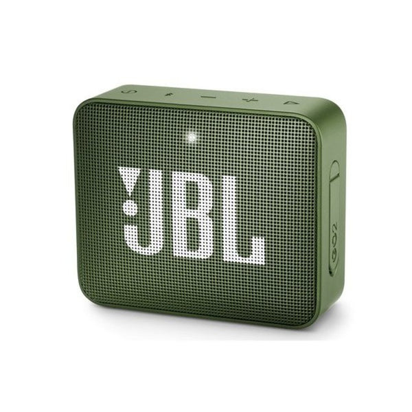 JBL GO 2 Smart Audio Portable Speaker Green