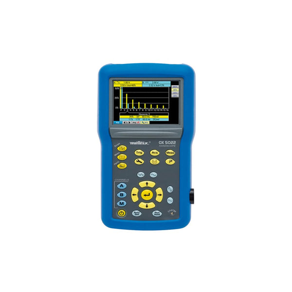 Krykard Portable Oscilloscope with Isolated Channel OX 5022