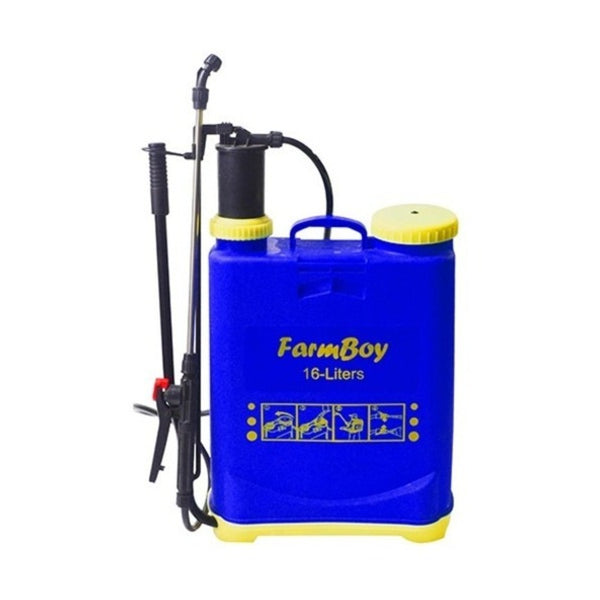 KisanKraft 16Litre Knapsack Manual Sprayer FB-KMS-16L