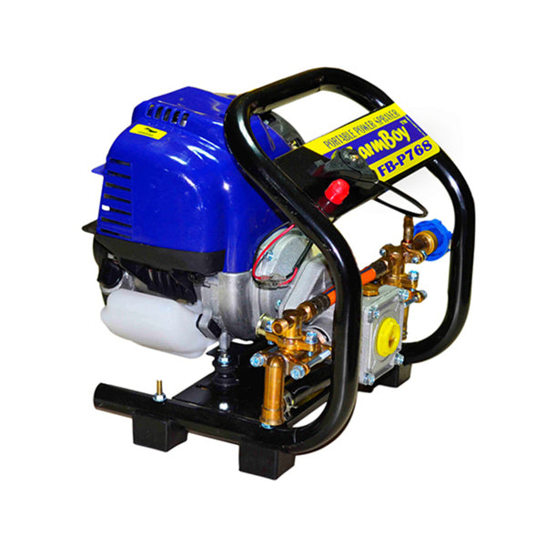 KisanKraft 4-Stroke Portable Power Sprayer Without Tank FB-P768
