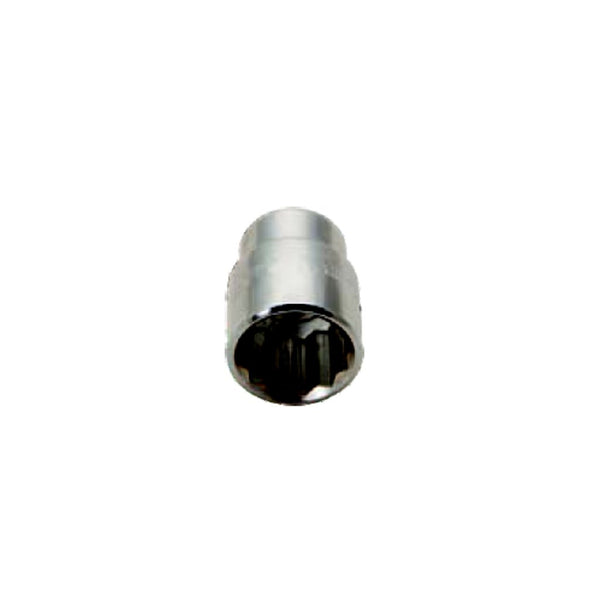 De Neers Drive Bi-Hex Socket 12.5mm (Pack Of 10)