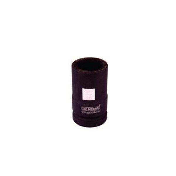 De Neers 19mm (3/4 Inch) Drive Hex Impact Socket Heavy Duty (Long)