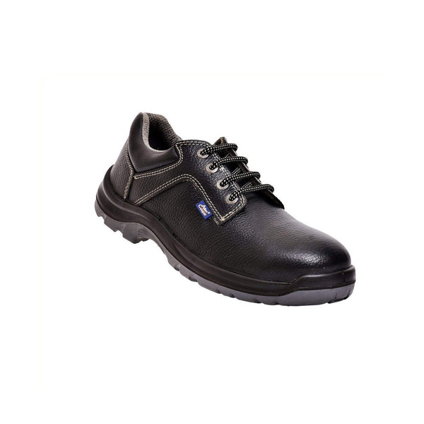 Allen Cooper Steel Toe Black Safety Shoe AC-1284