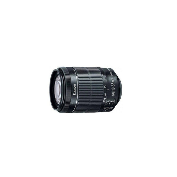 Canon 18-55mm DSLR Standard Lenses EF-S18-55mm f/3.5-5.6 IS STM