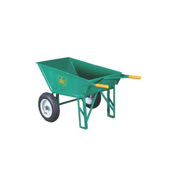 "BKE 16G 20""  Double Wheel Barrow With Scooter Tyre W2"