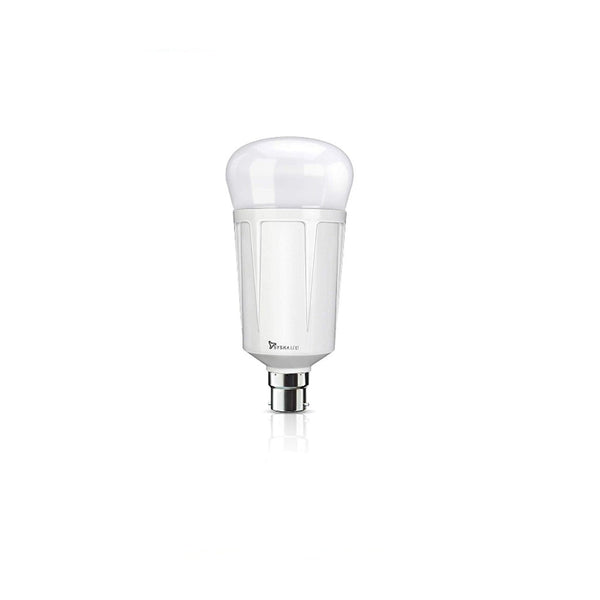 Syska RE-ENERGIZE 9 Watt  Rechargeable Emergency Led Bulb with Replaceable Battery SSK-EMB-0902-D