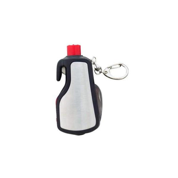 UDF  6 in 1 Keychain with Glass Window Breaker & LED Torch GCGH19