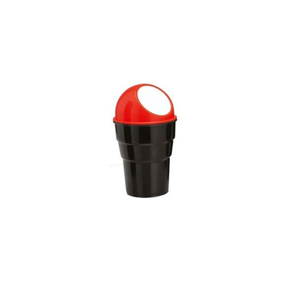 UDF Car Trash Holder / Dustbin (fits in Car Cub/bottle holder) ECGH205