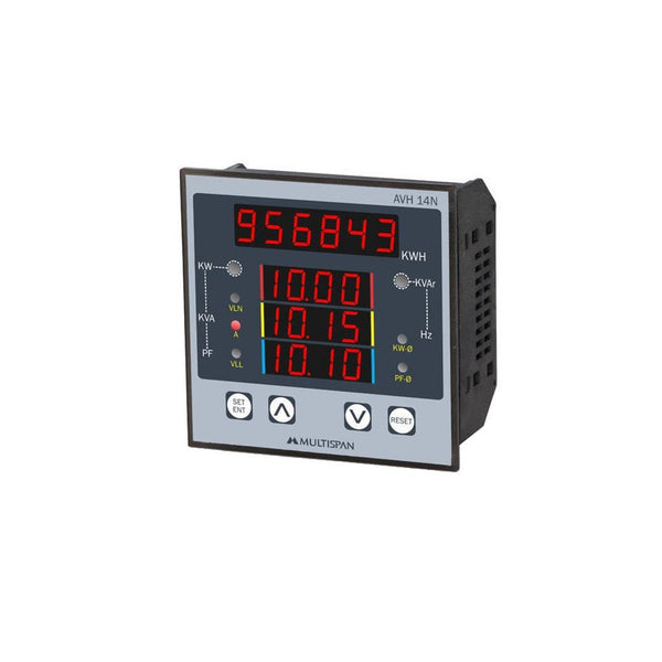 Multispan Multi Function Meter AVH-14N