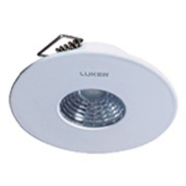 Luker Indoor & Outdoor White LED Down Light 3W LDRJB03